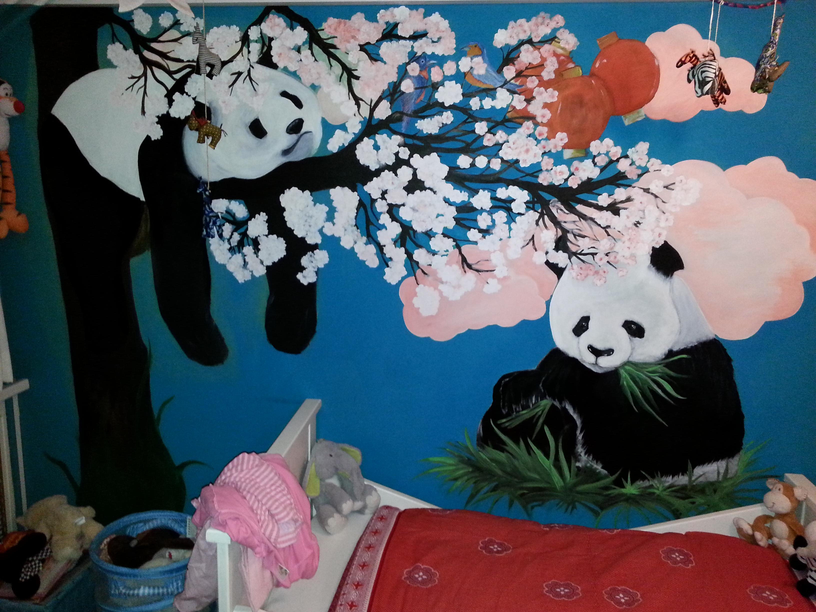 Pandadromen.